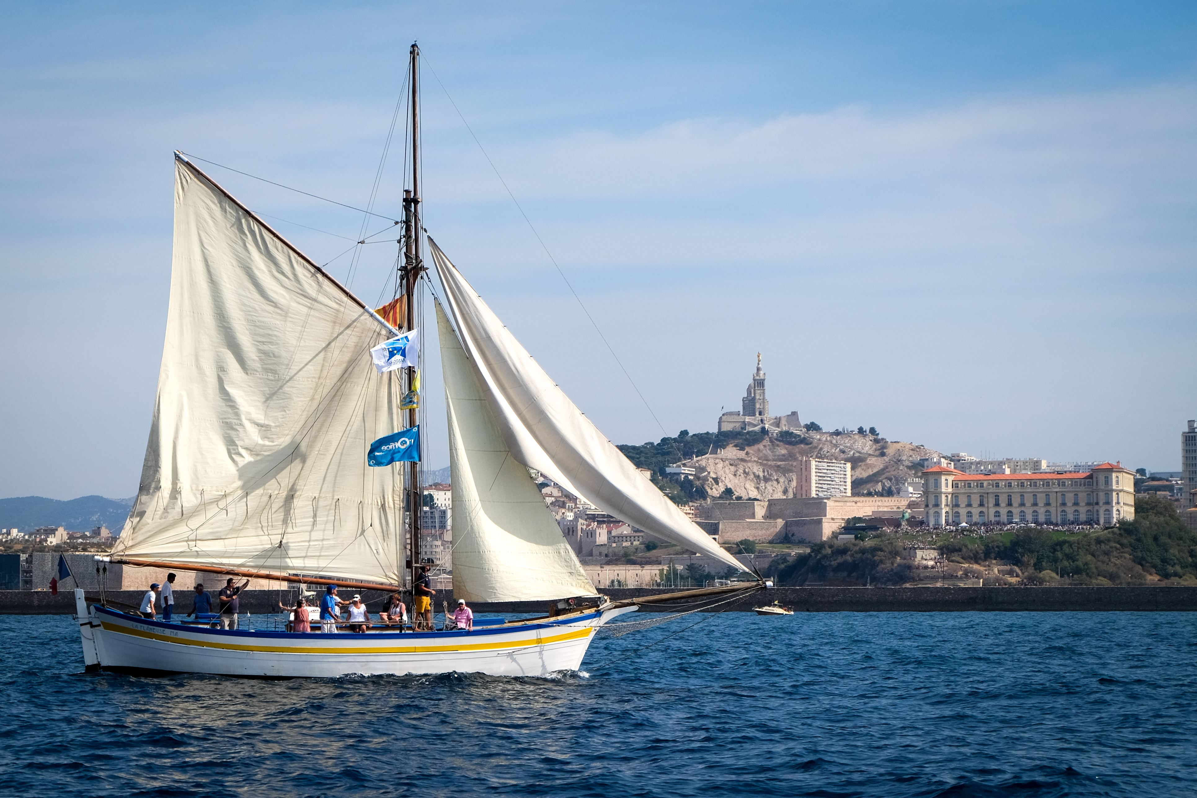 Navigation 10 lieux insolites du littoral Marseillais