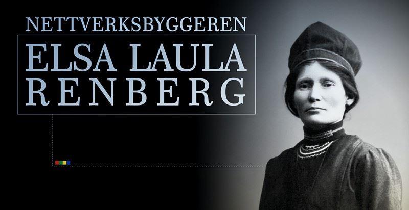 Utstilling med Elsa Laula Renberg