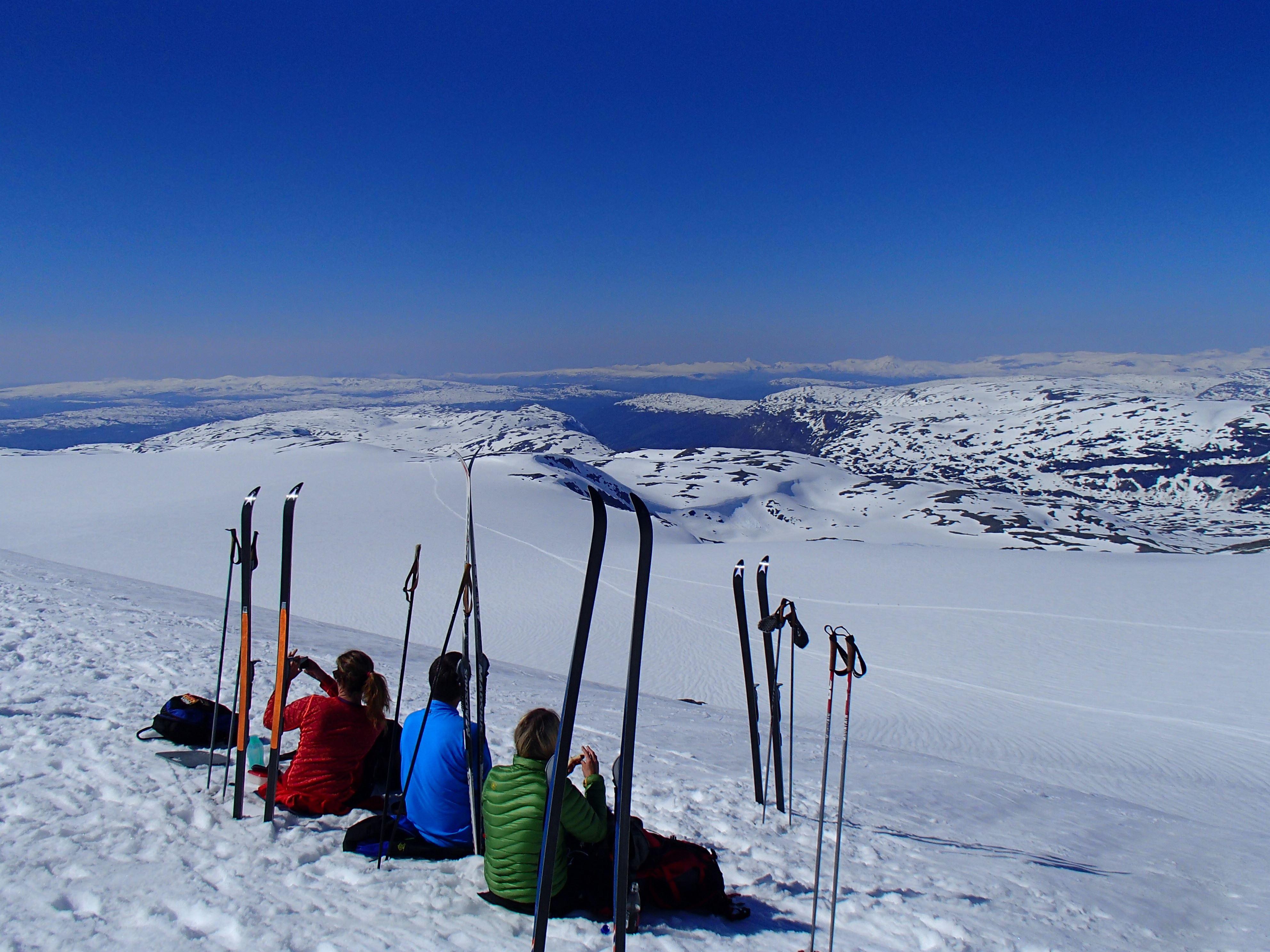 Tom Andre Osheim/Naturlige Helgeland,  © Naturlige Helgeland, På ski til Rabothytta