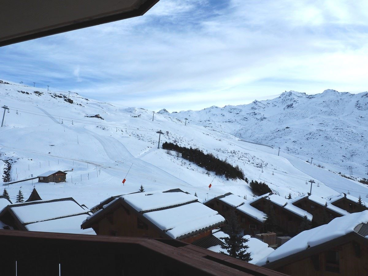 3 Pièces 6 Pers skis aux pieds / ALPAGE DE REBERTY 11