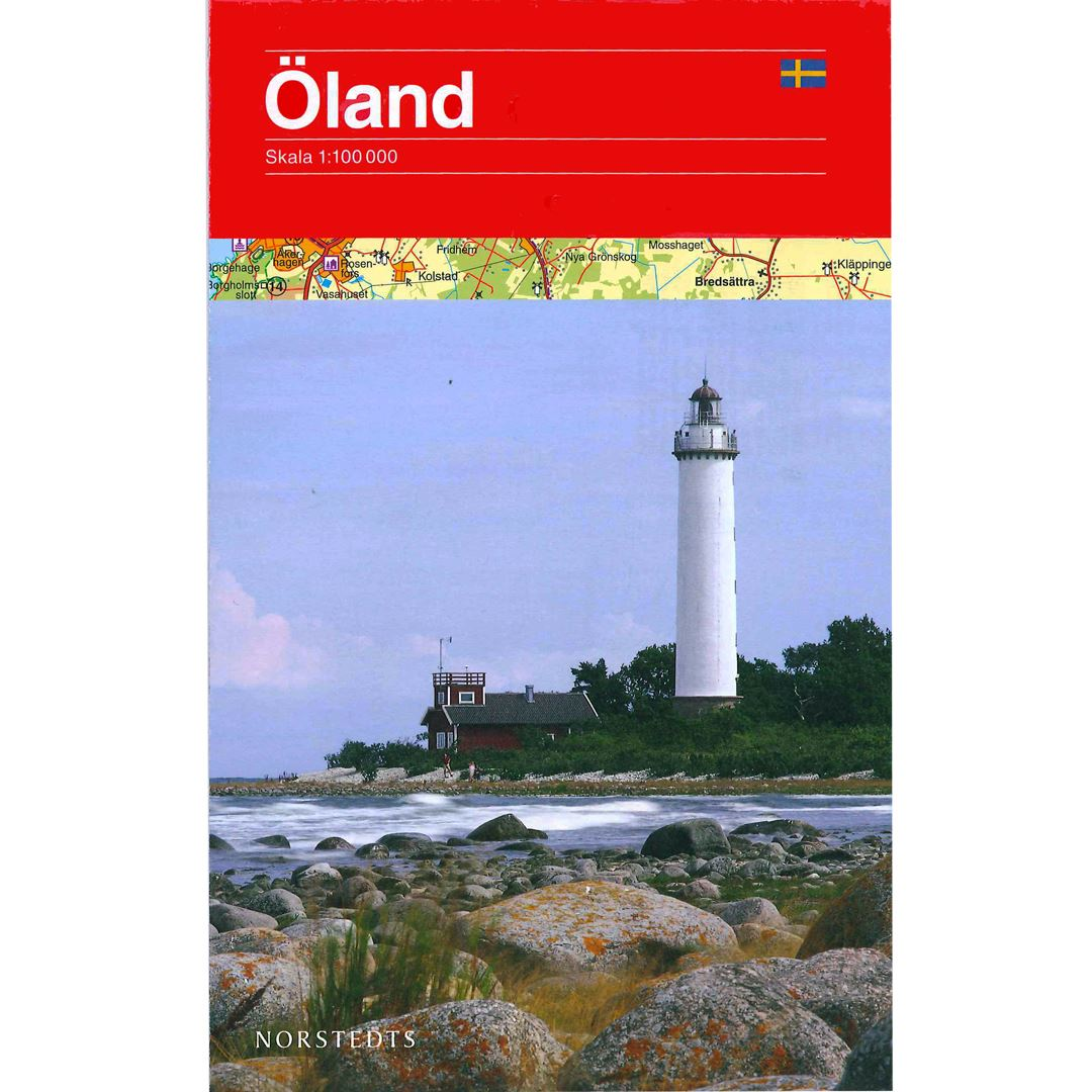 Map of Öland