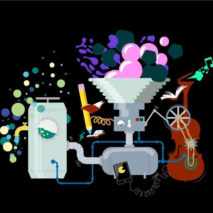 Fantasifabriken på Trampolin