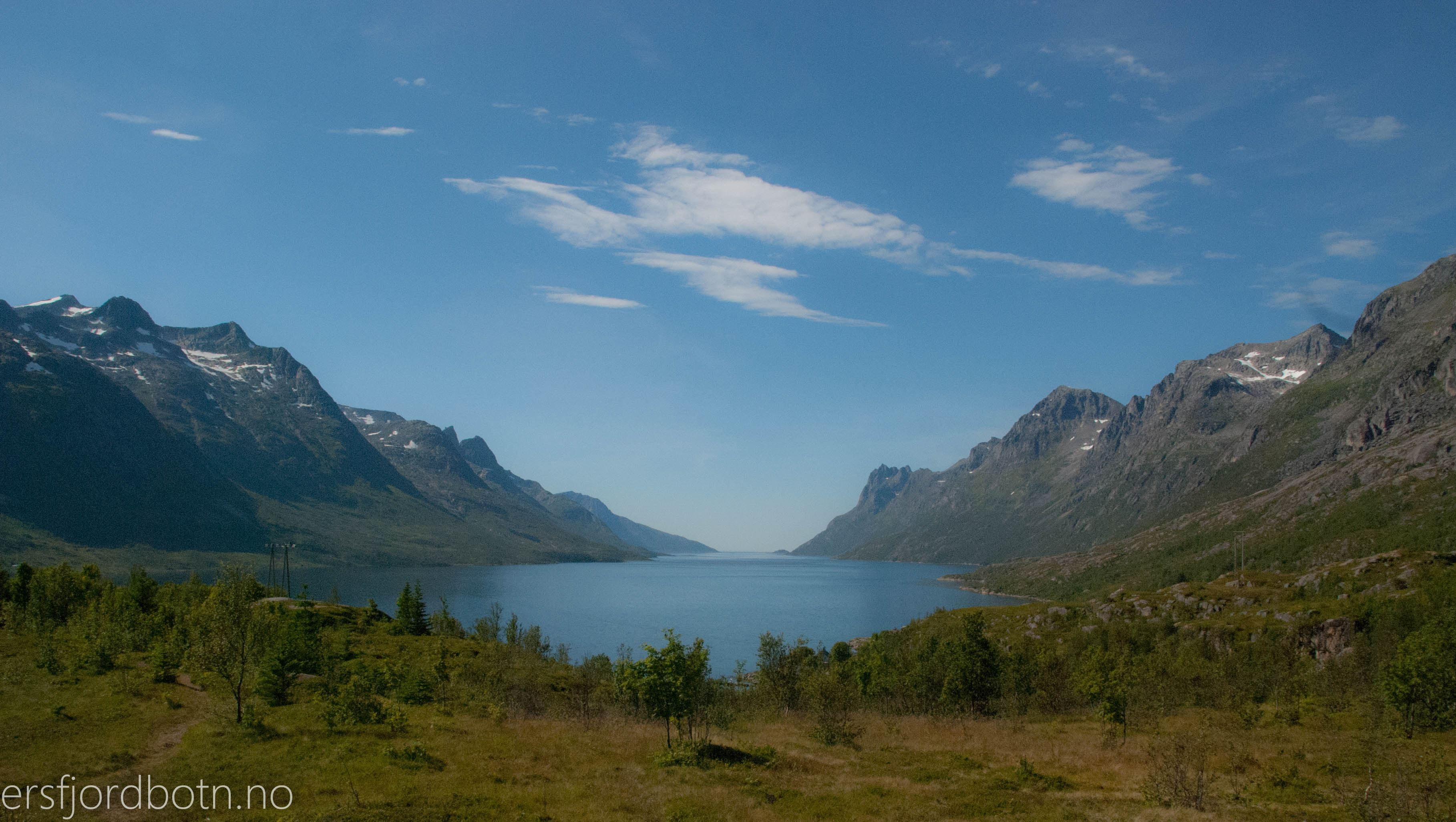 Discover the Island of Senja, called