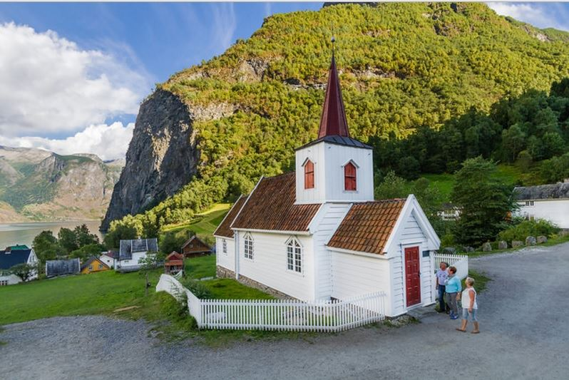 © visit flam, Explore Undredal Fjord Village