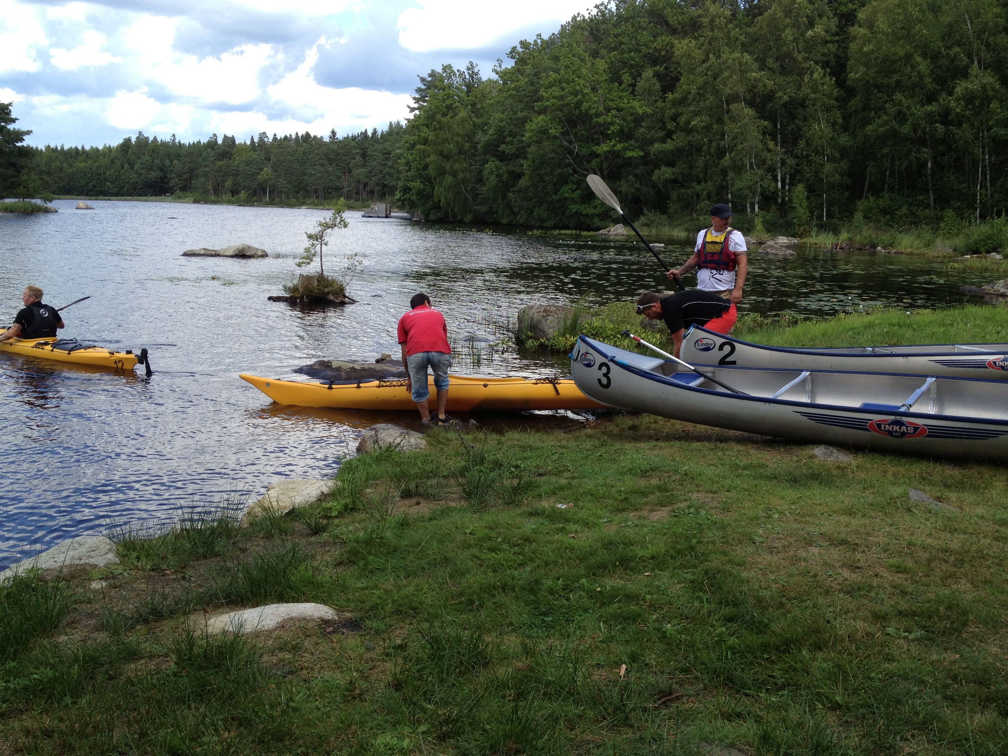 Rent a Kayak shortterm or day (9:00-16:30)