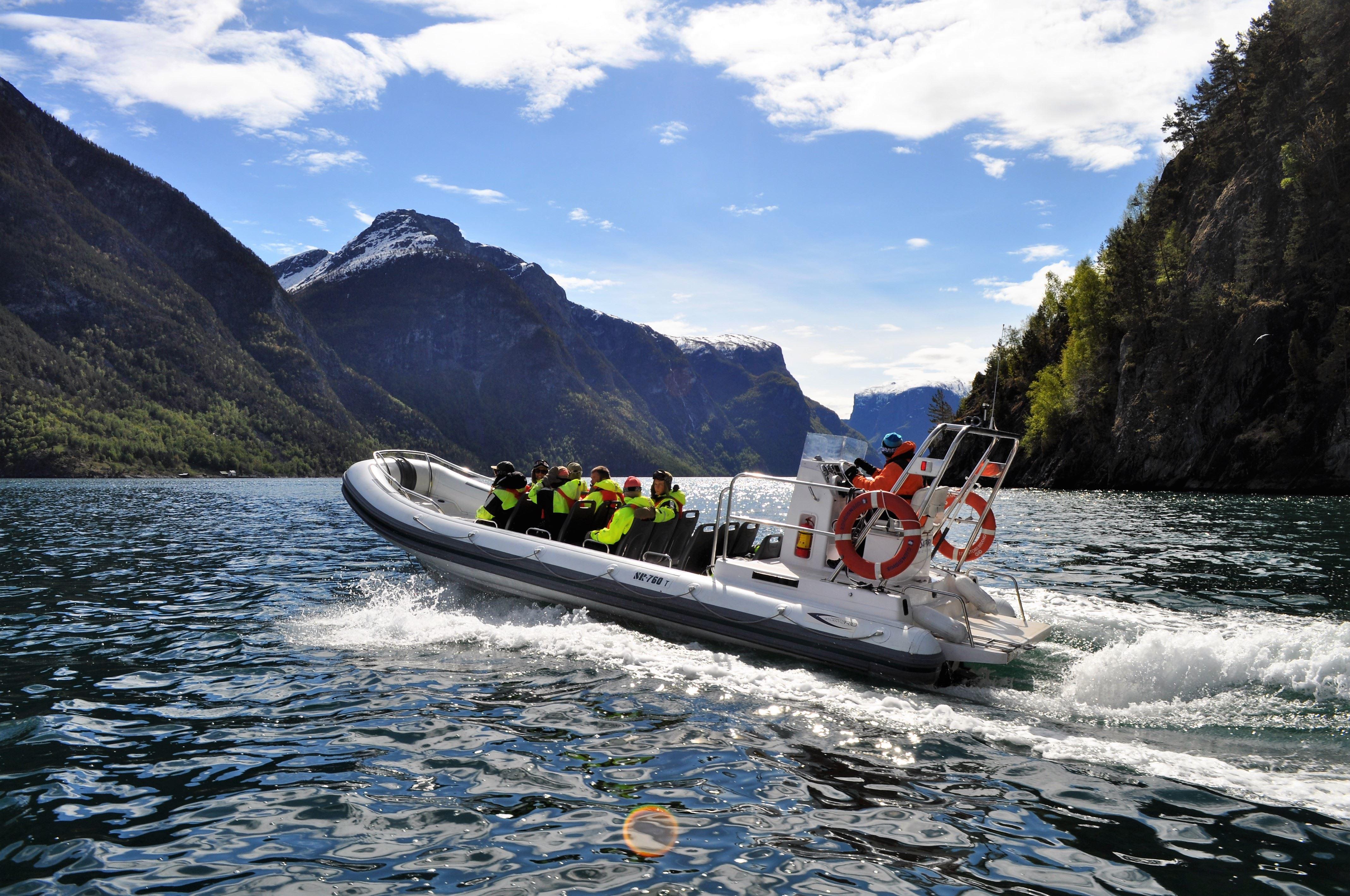 © Kristin Daviknes, Heritage FjordSafari og heilaften på Ægir BryggeriPub