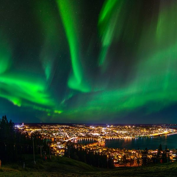 Discover the Northern Lights