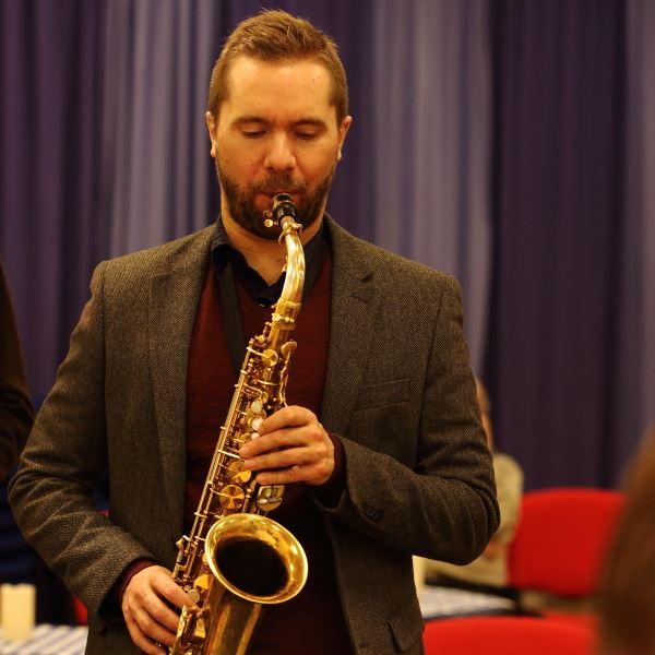 Jazz i sommarkväll
