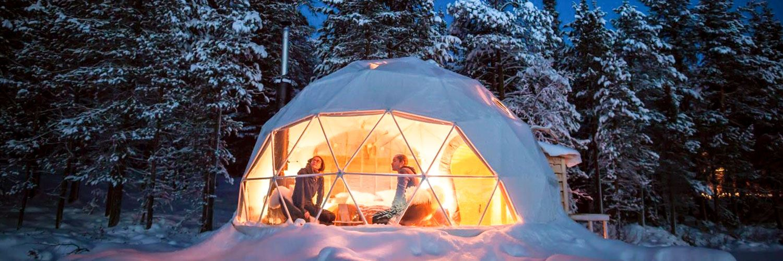 Aurora Dome - Sami Adventure
