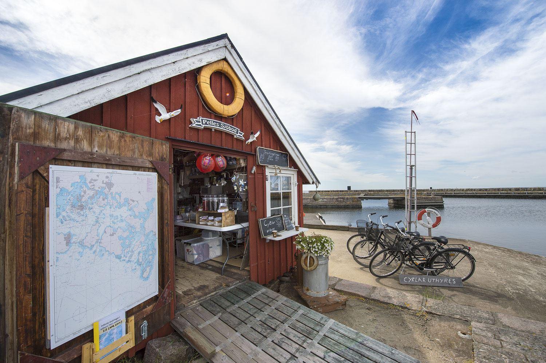 Cafe - Pelles Sjöbod