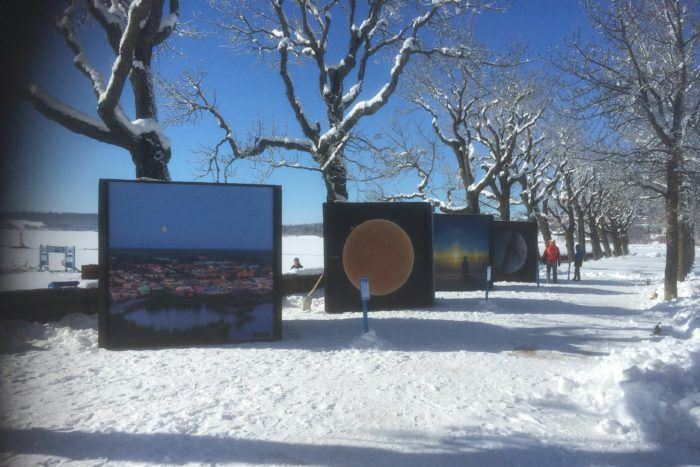 (t)here is (ho)me av fotograf Matti Rapila - Winter Gallery
