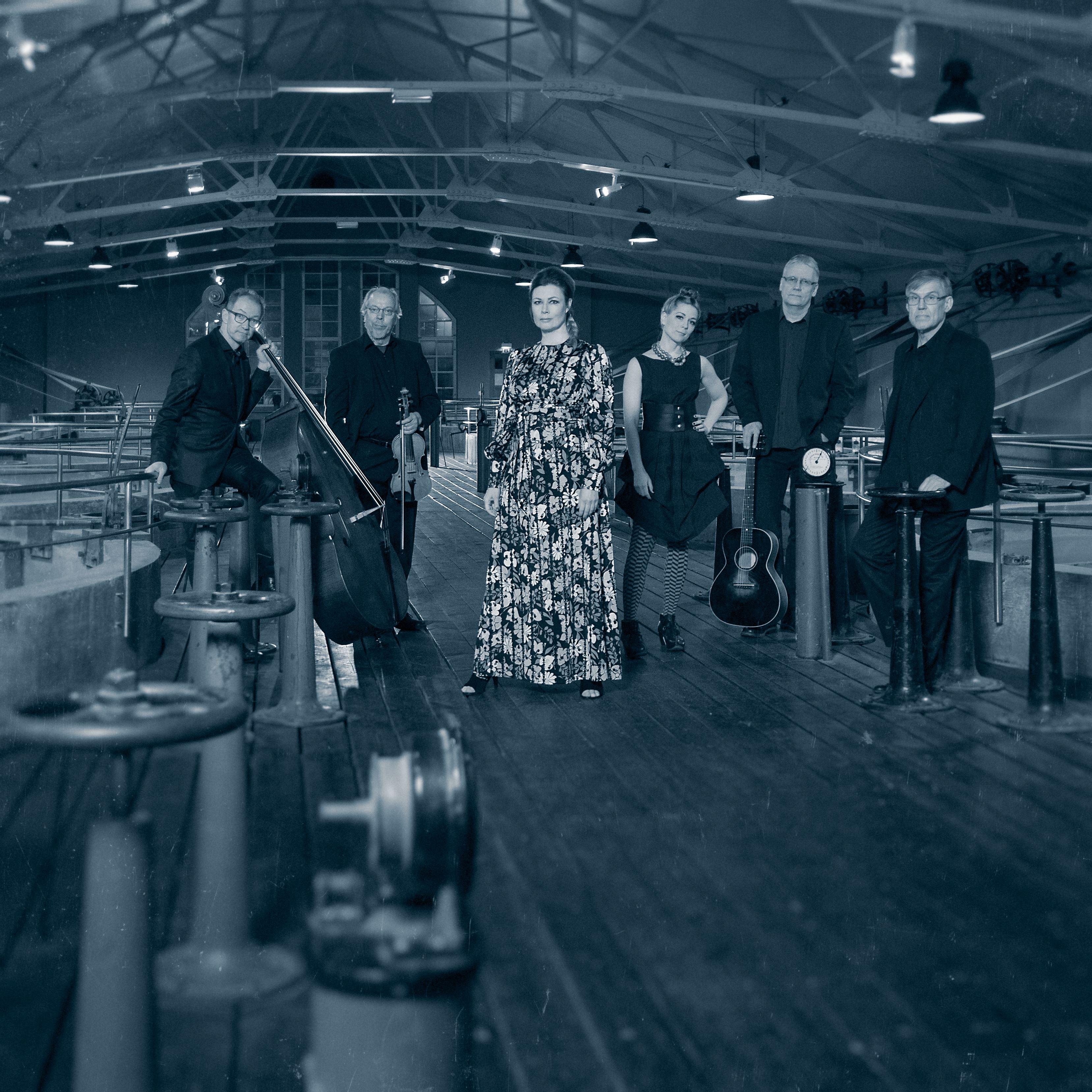 Finland 100 år: Tangoorkester Unto