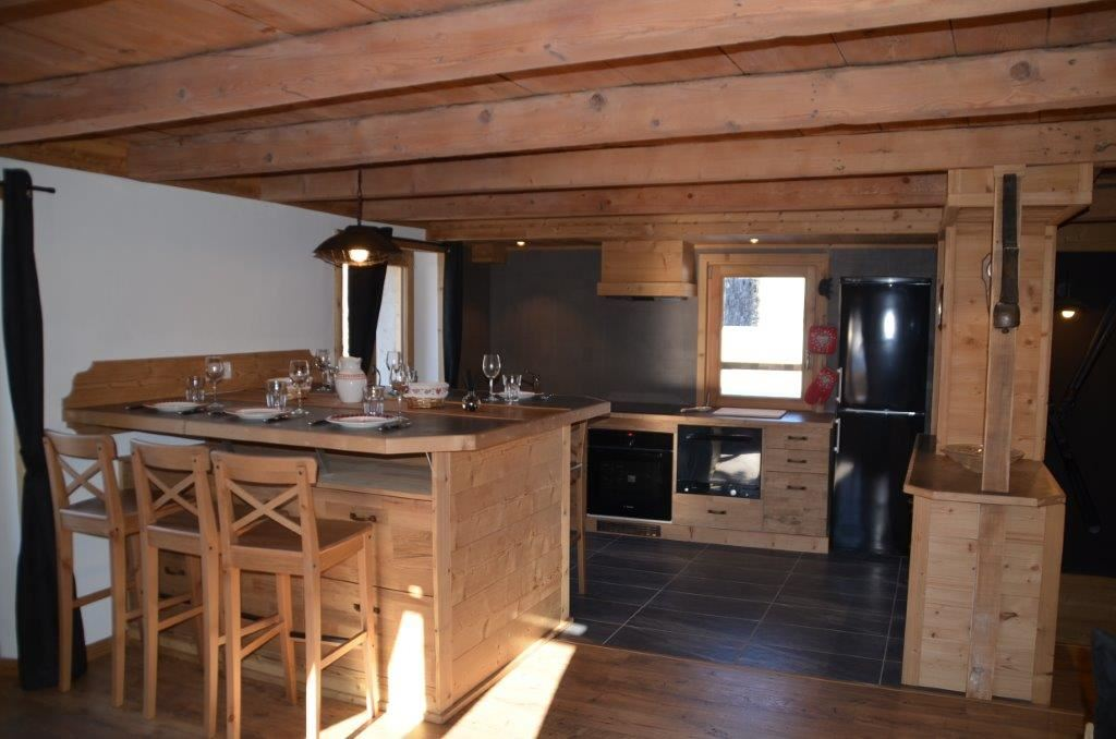 Chalet 4 Rooms 6 Pers / CHALET LA TARINE