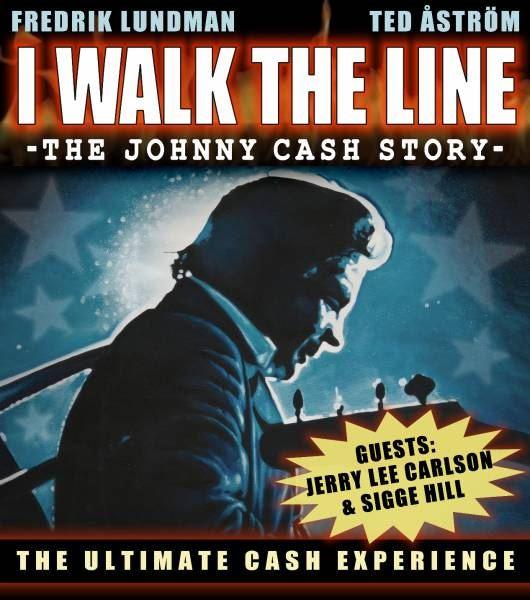 I walk the line - The Johnny Cash Story