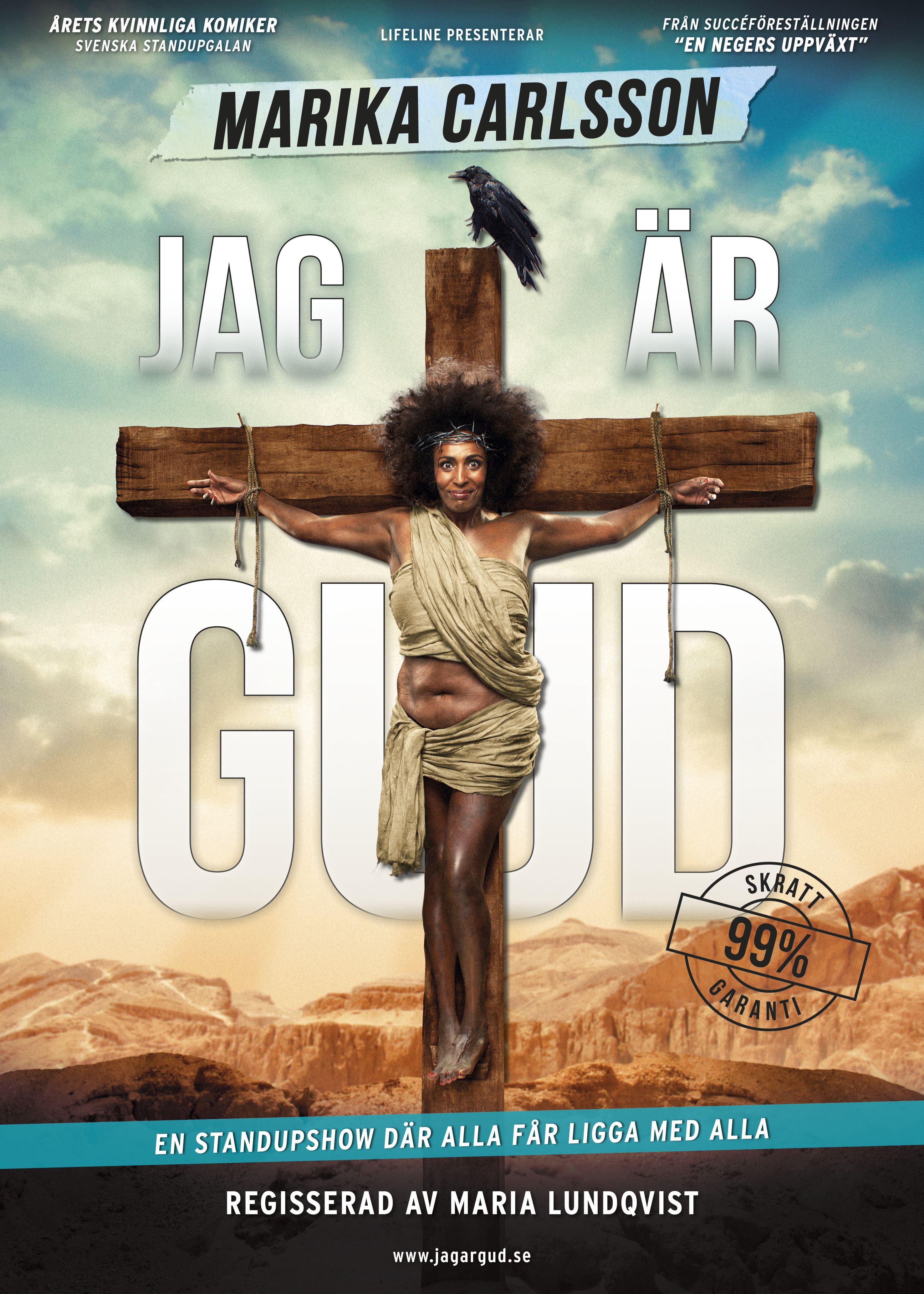 Marika Carlsson - JAG ÄR GUD