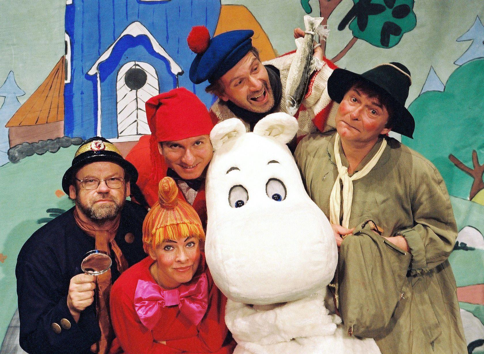 I MUMINDALEN - musikalisk resa i Tove Janssons förtrollade värld. Barn- och familjeföreställning.