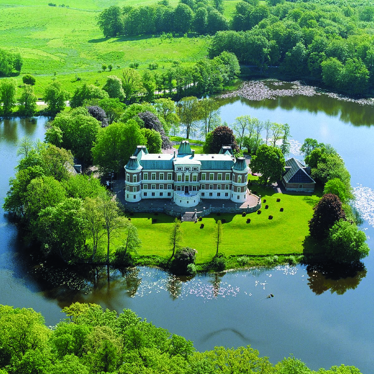 Häckeberga Castle