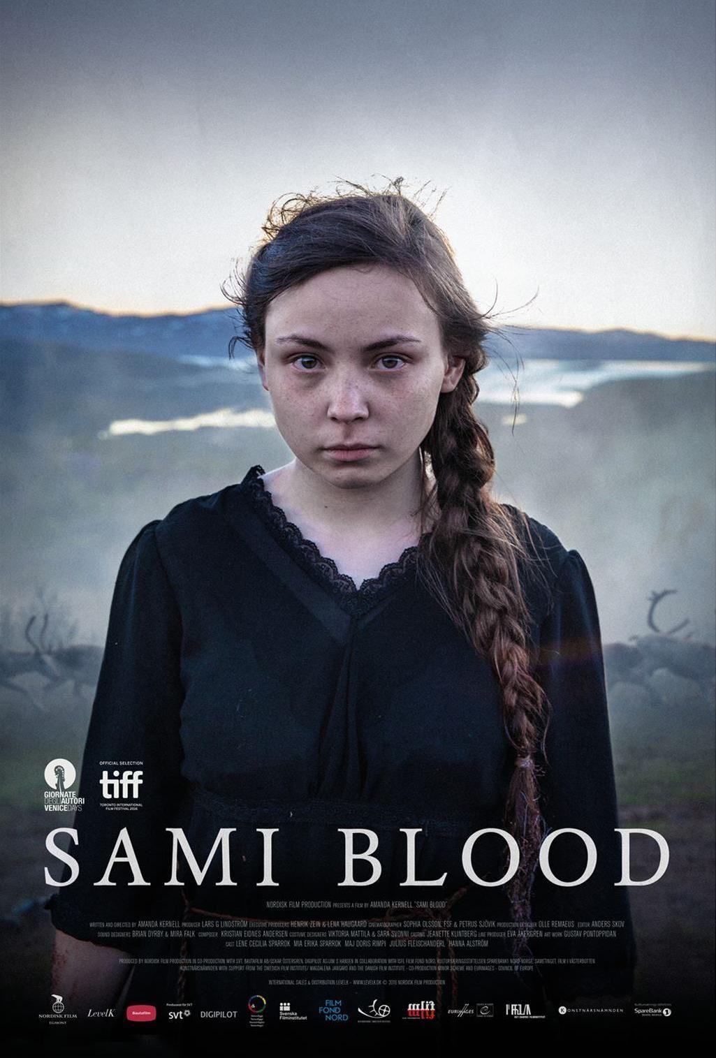Filmen Sameblod visas i Umnäs