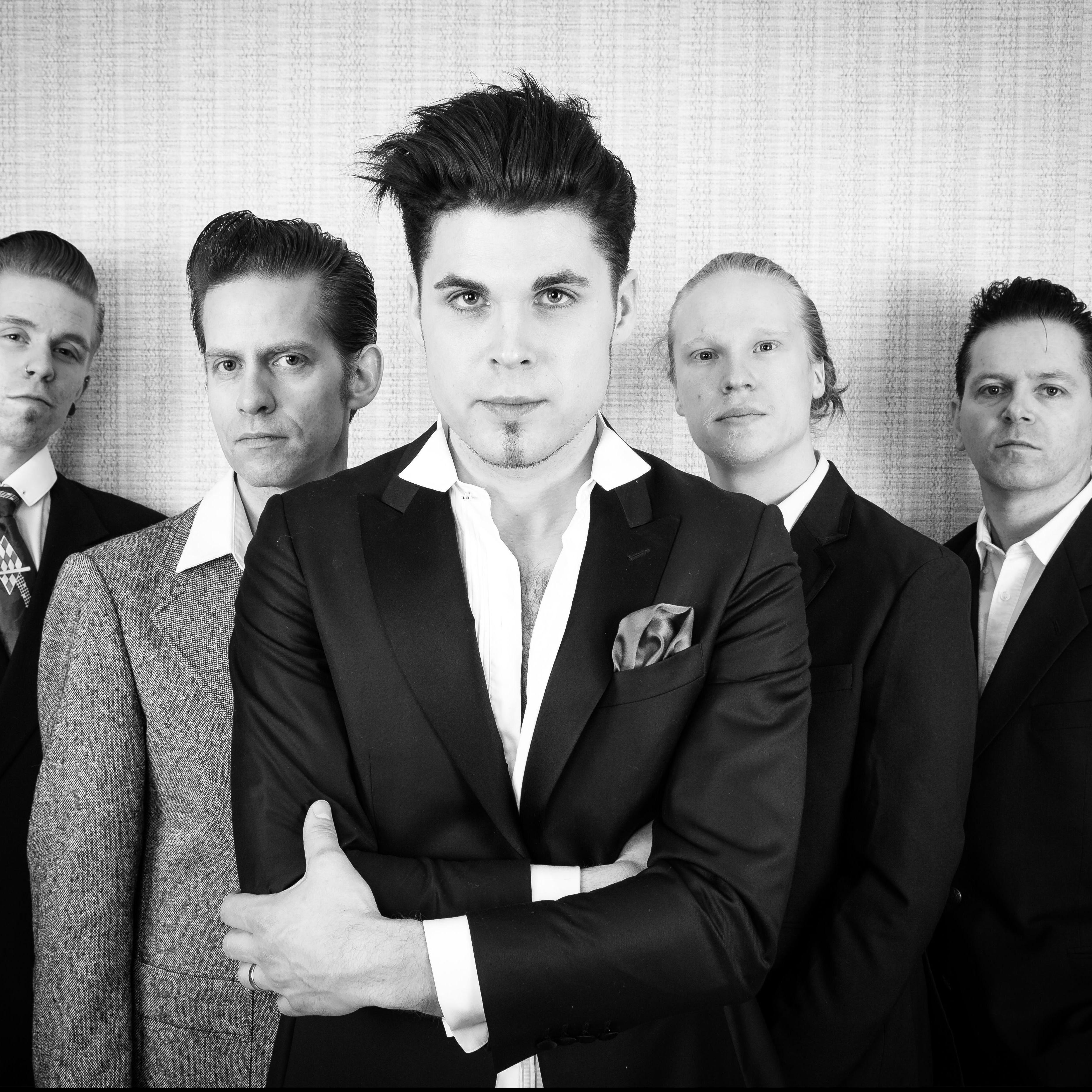 A date with Elvis med bl a John Lindberg och Stefan Nykvist