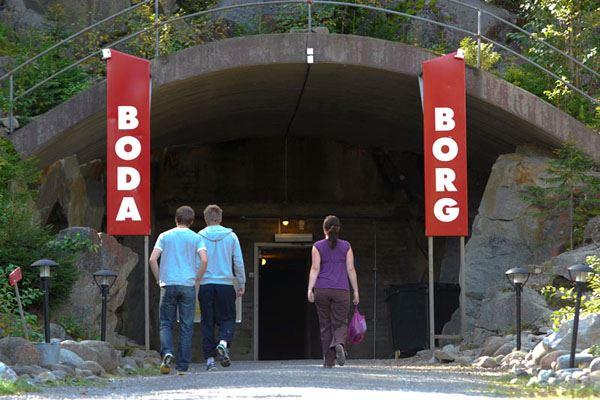 © Boda Borg, Boda Borg