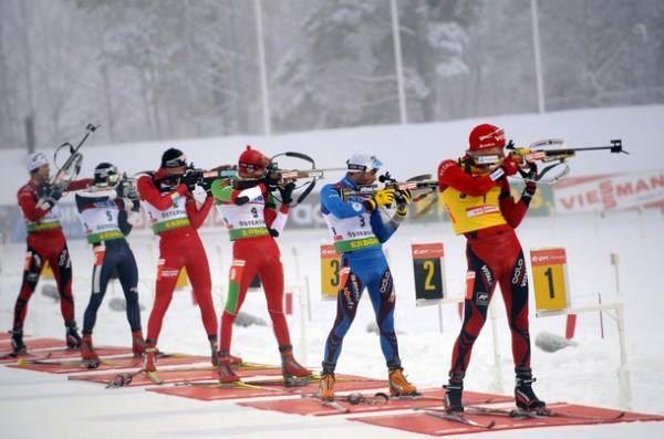 NM i Skiskyting