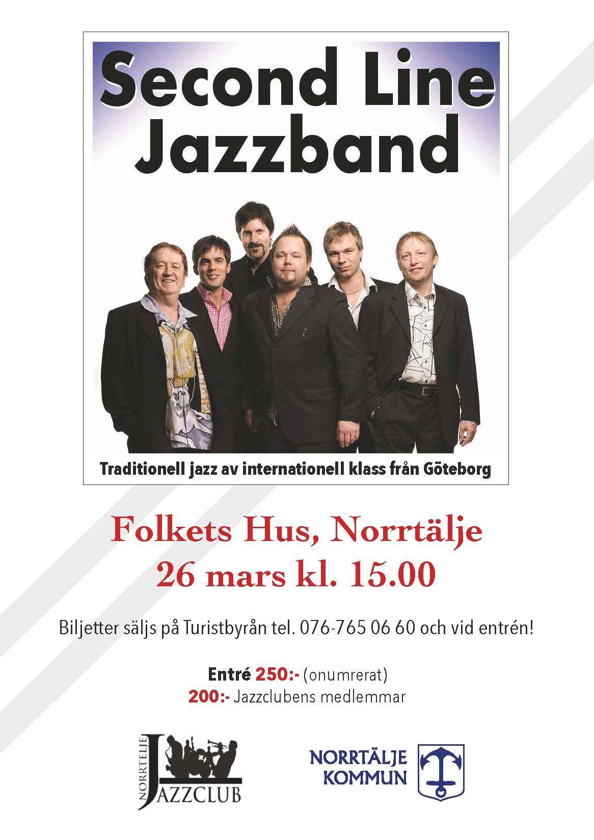 Second Line Jazzband