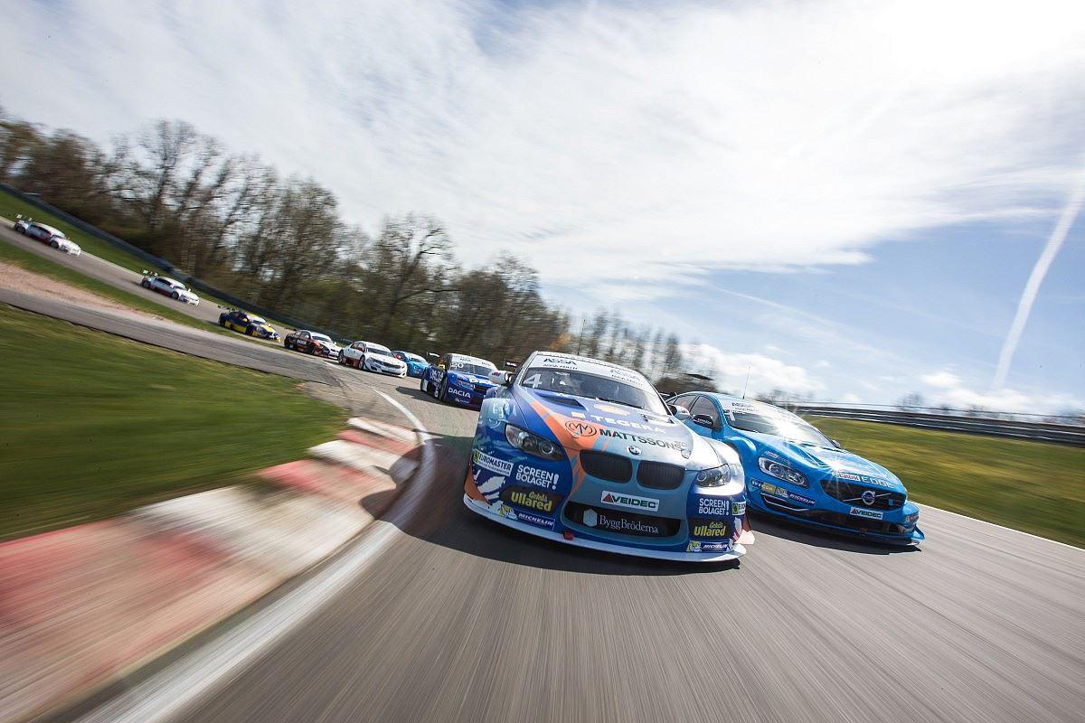 racing på Ring Knutstorp