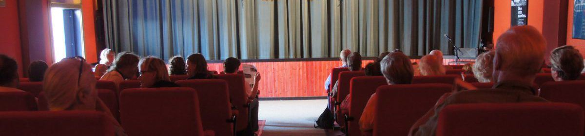 Filmklubben visar film på Bio Scala