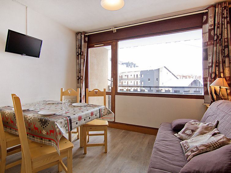 2 Room 4 Pers 150m from the slopes / ARGOUSIER B 228
