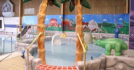 Simhallen i Gnosjö