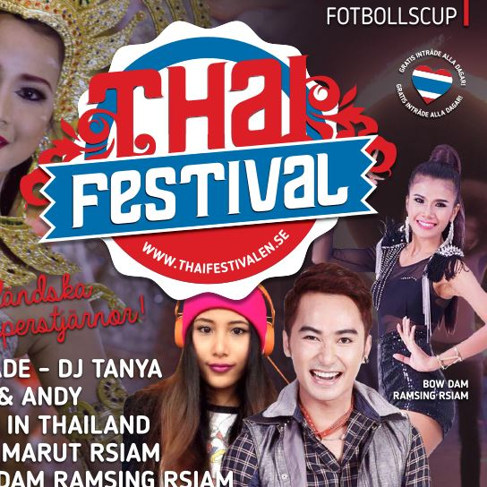 Thaifestivalen 2017