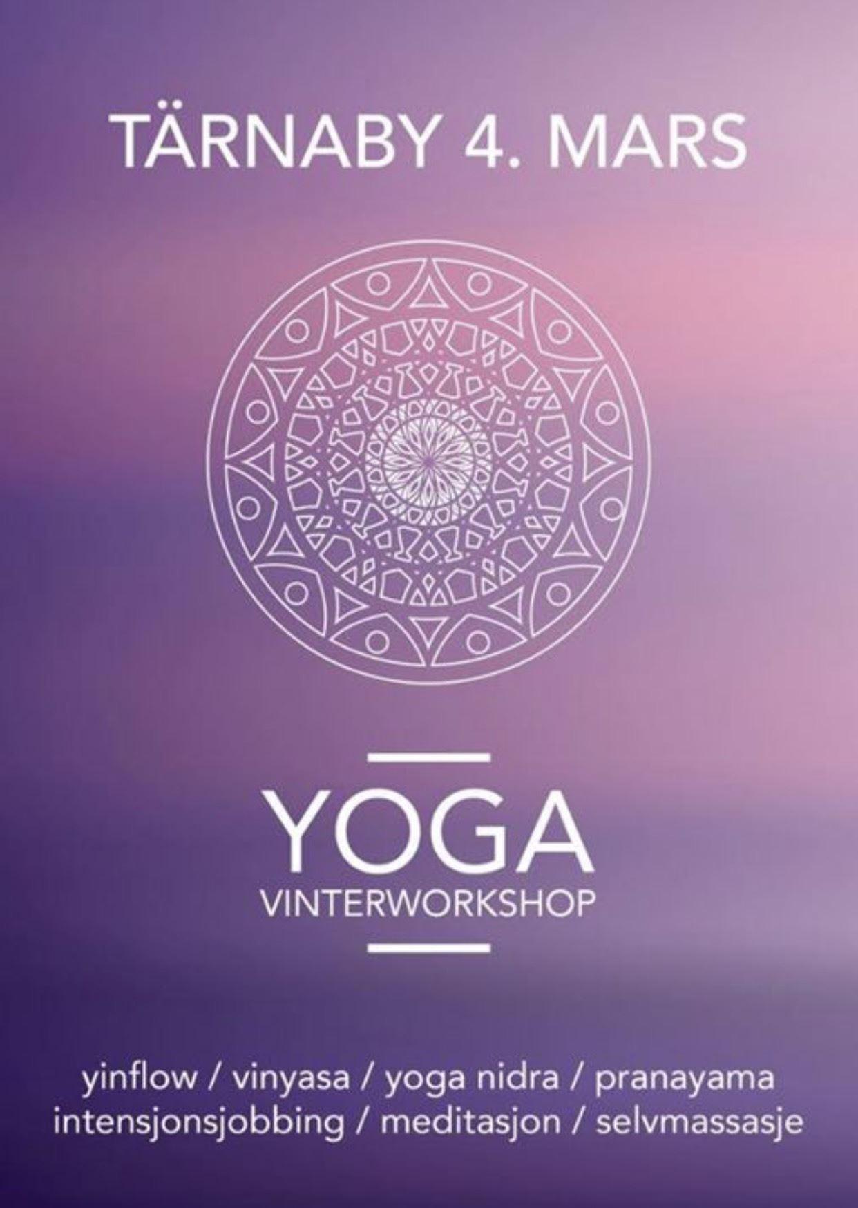Yoga winter workshop