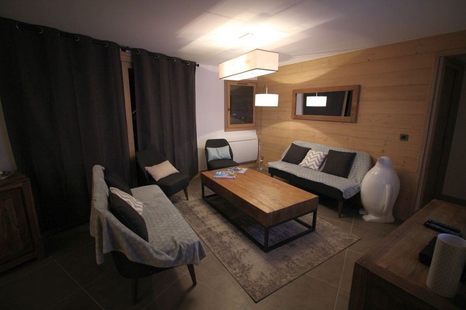 5 Rooms 8 Pers ski-in ski-out / Trolles n°2