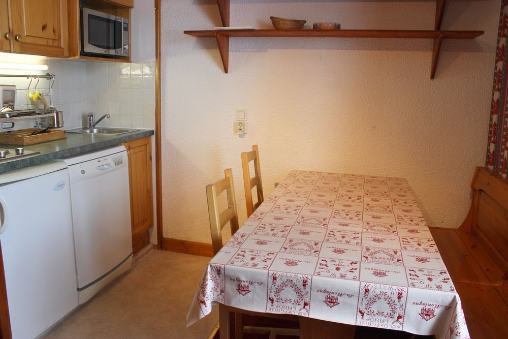 ORCIERE 18 - 2 ROOMS 4 PEOPLE
