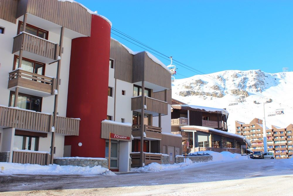ORCIERE 18 - 2 ROOMS 4 PEOPLE - 3 SNOWFLAKES GOLD - VTI