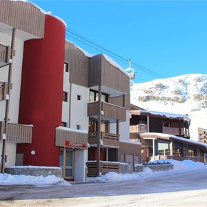 ORCIERE 18 - 2 ROOMS 4 PERSONS - 3 GOLD SNOWFLAKES - VTI
