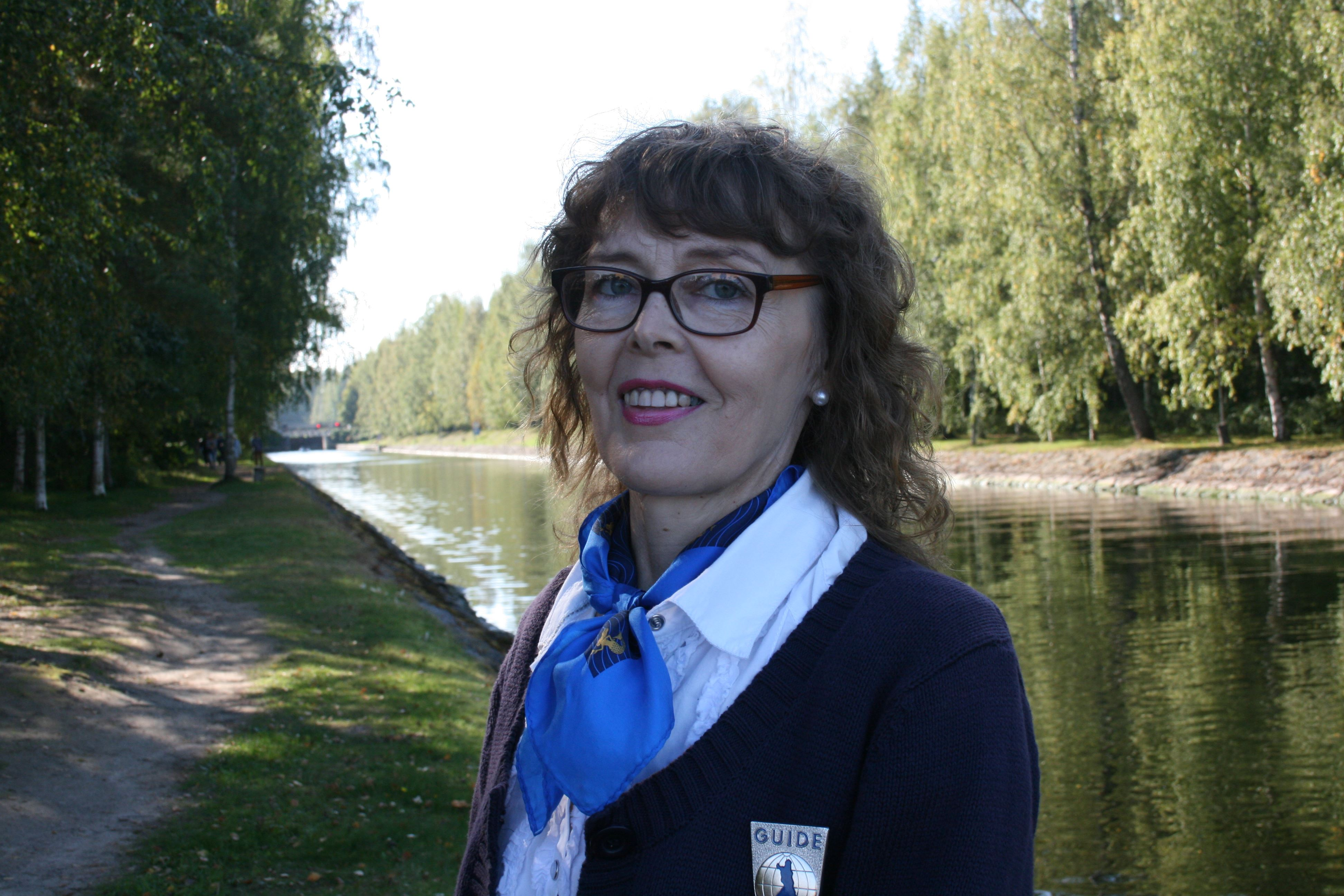 Opas Leena Lehtinen