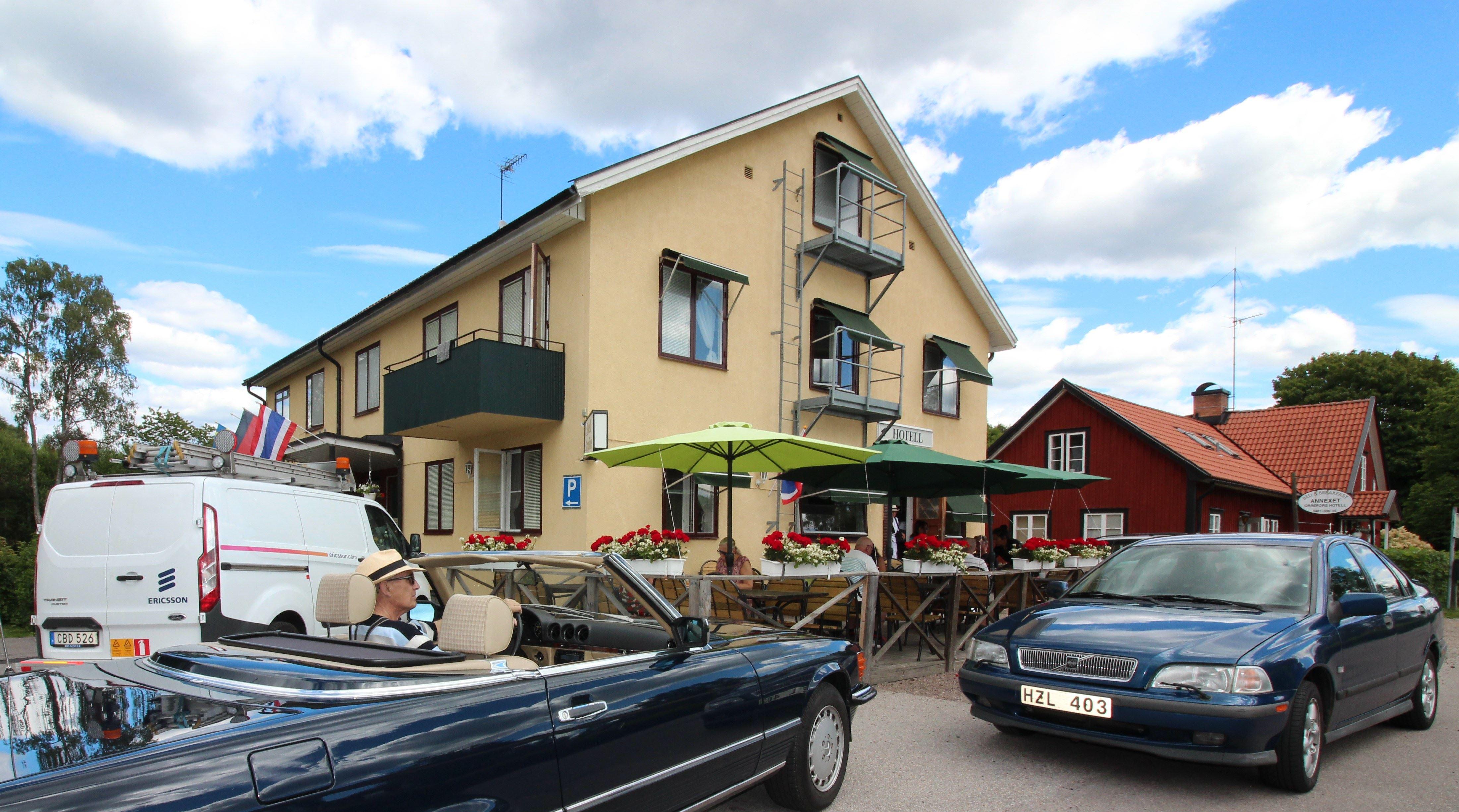 Orrefors Hotel