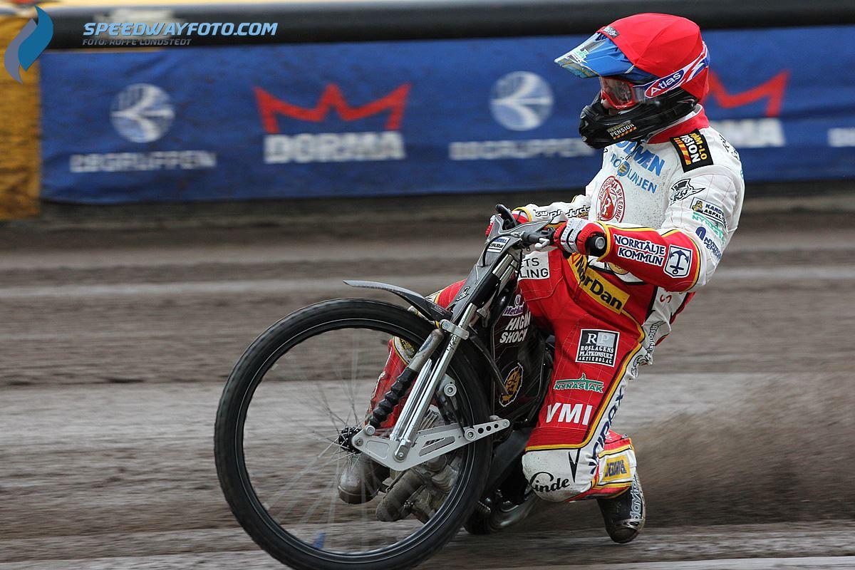 Rospiggarna - Eskilstuna Smederna (Elitserien Speedway)