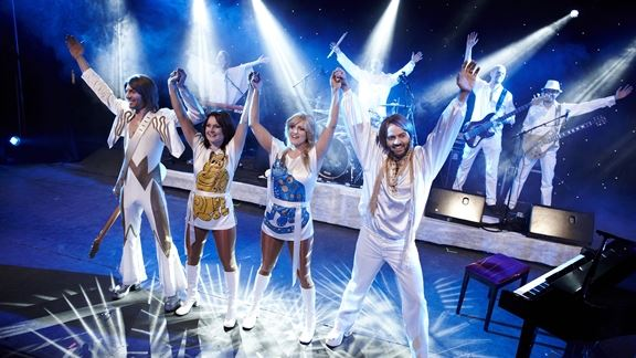 Super Trouper ABBA-show