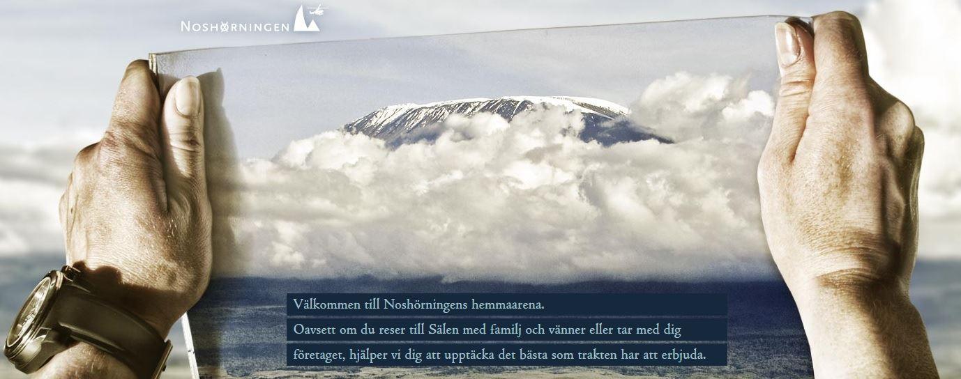 Skoteräventyr till Funäsdalen från Sälen med Noshörningen
