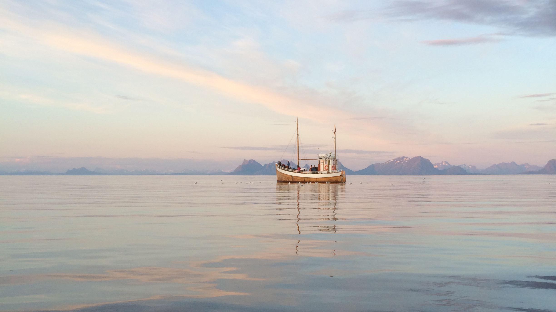 Fisketur fra Svolvær