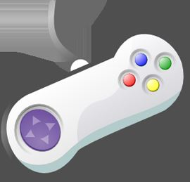 Spela tv-spel och brädspel