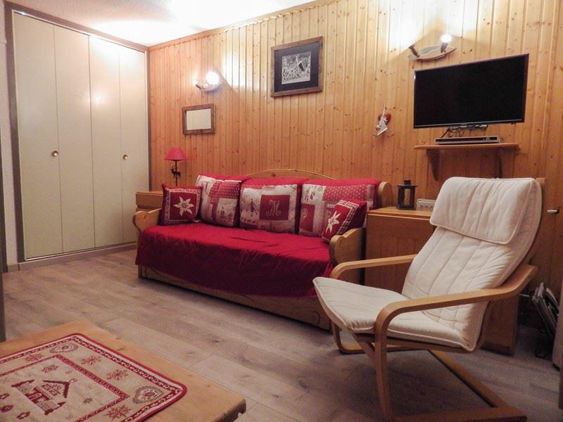 Studio 4 Pers skis aux pieds / CHANTENEIGE 604