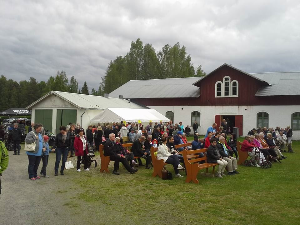 Roger Johansson, Lögdö Bruk