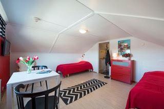 Kiruna Zimer und Hostel