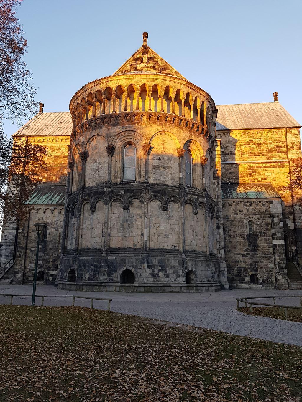 Guidad visning av Domkyrkan