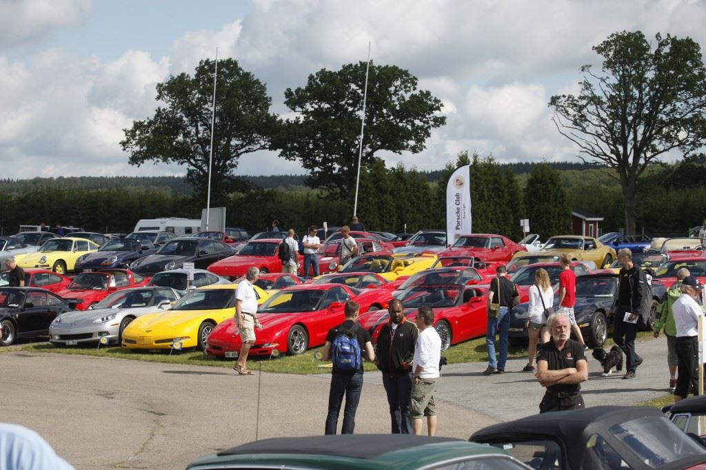 MSCC Swedish Sportscar Meeting