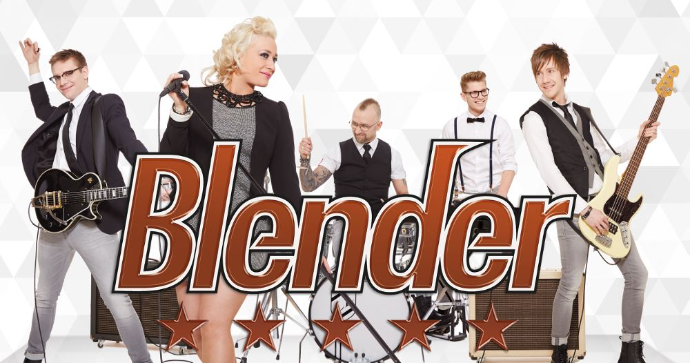 Dance in Kärrasand: Blender
