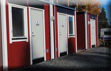 Malå hotell & Skievent AB,  © Malå kommun, Malå husvagnscamping
